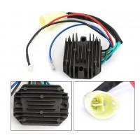 804278T11 804278A12 Raddrizzatore / Regolatore di tensione Mercury 75 e 90HP 4 tempi