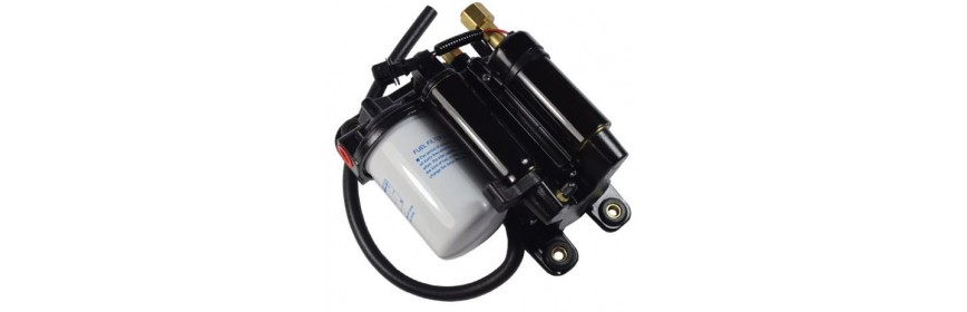 Pompa carburante elettrica Volvo Penta
